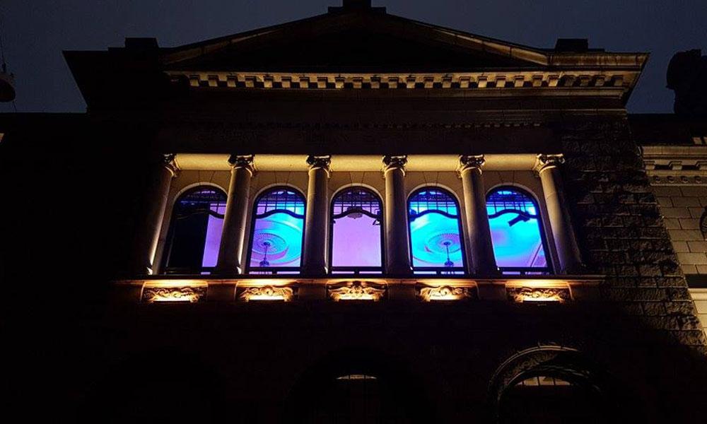 Årlig arrangerer vi Den Norske Musikkfest